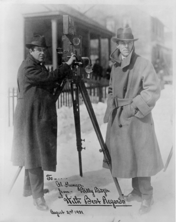 Billy Bitzer, D.W. Griffith
