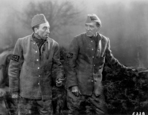 Gordon Harker, Gerald du Maurier