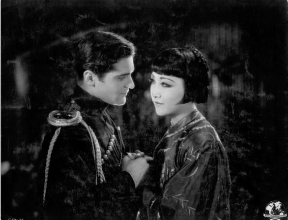 Francis Lederer, Anna May Wong