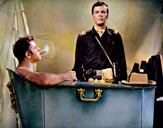 Burt Lancaster, Jim Hutton