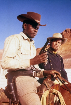 Sidney Poitier, Bill Travers