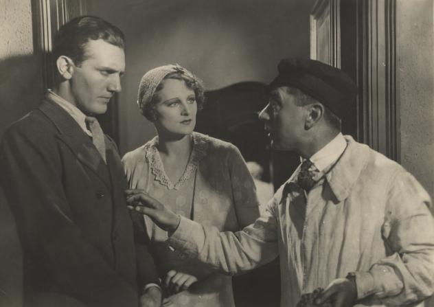 John Longden, Jane Welsh, Jerry Verno