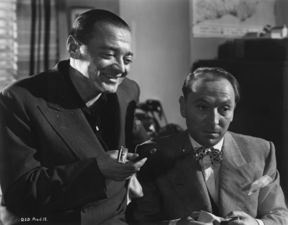 Peter Lorre, William Hartnell