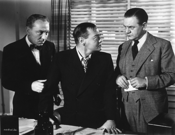 William Hartnell, Peter Lorre, Naunton Wayne