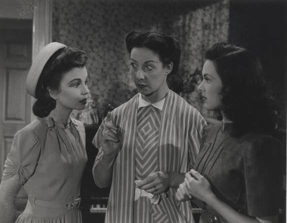 Jean Simmons, Ellen Pollock, Lilia Gatti