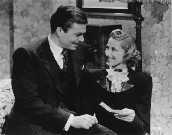 James Mason, Margaret Vyner