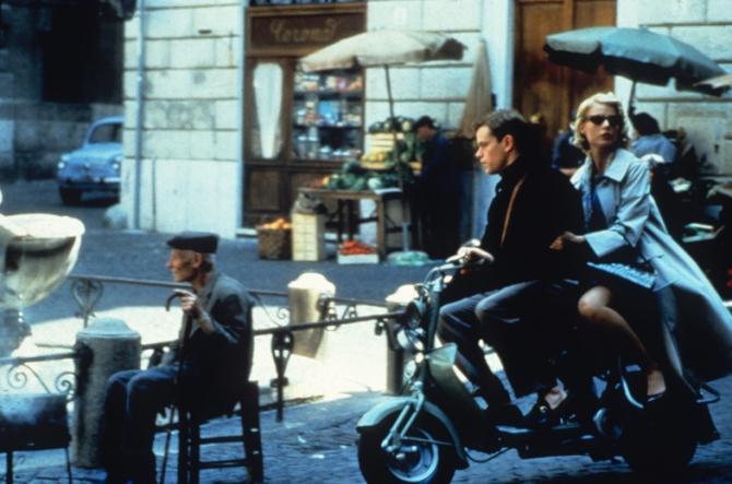 Matt Damon, Gwyneth Paltrow