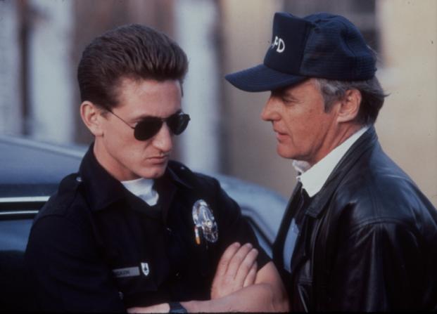 Sean Penn, Dennis Hopper