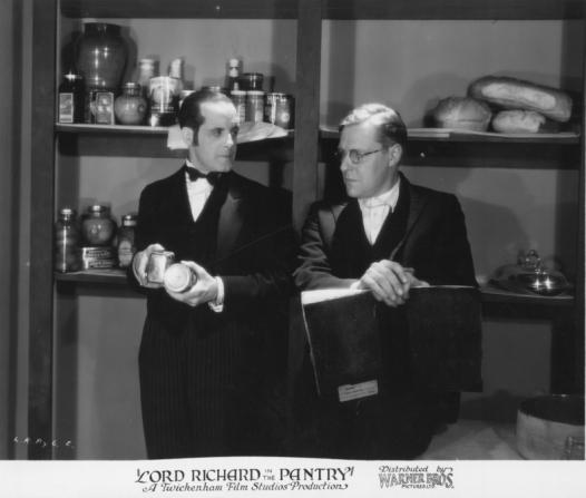 Richard Cooper, Walter Forde
