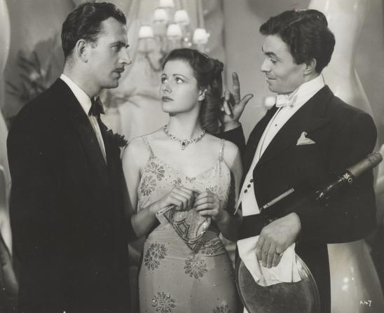 Hugh Sinclair, Margaret Lockwood, James Mason