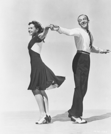 Paulette Goddard, Fred Astaire