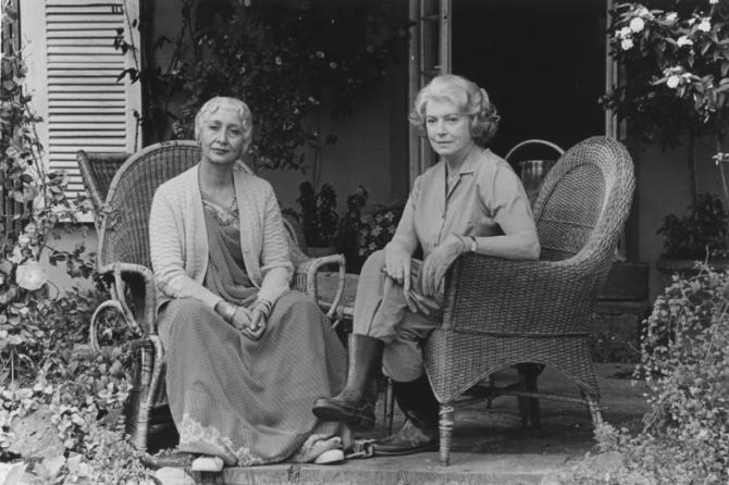 Madhur Jaffrey, Deborah Kerr