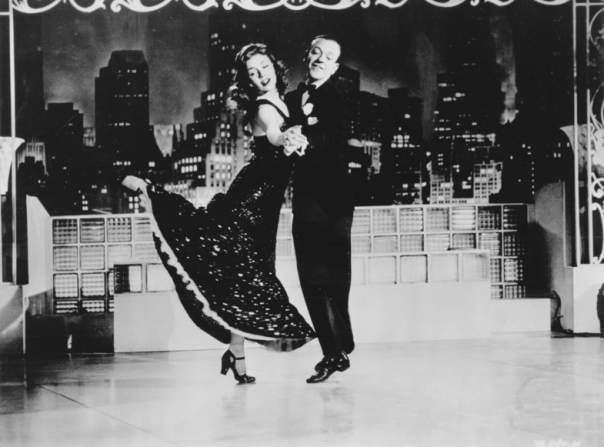 Joan Leslie, Fred Astaire