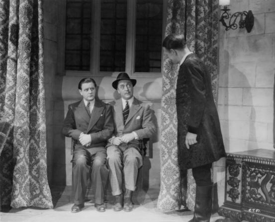 Naunton Wayne, Basil Radford