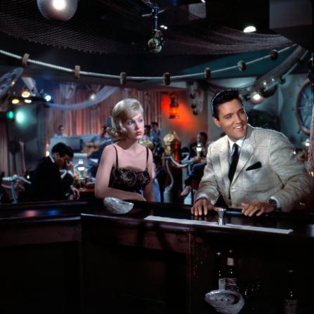 Stella Stevens, Elvis Presley