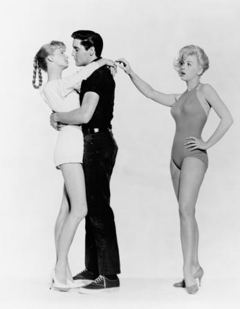 Thomas Jaubert, Elvis Presley, Stella Stevens