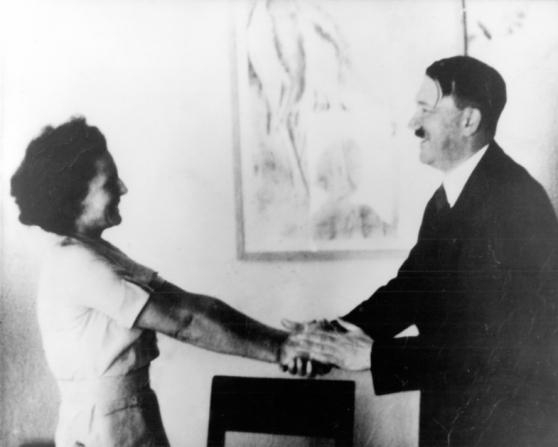 Adolf Hitler, Leni Riefenstahl