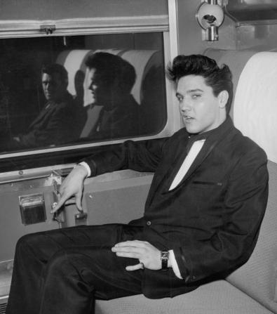 Elvis Presley, Ulli Dohr