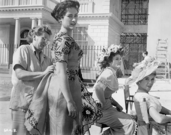 Vera Day, Daphne Anderson