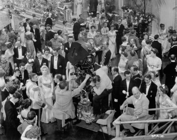 Laurence Olivier, Marilyn Monroe, Denys Coop, Jack Cardiff