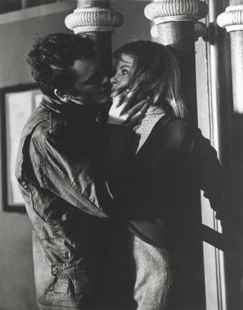 Terence Stamp, Sarah Miles