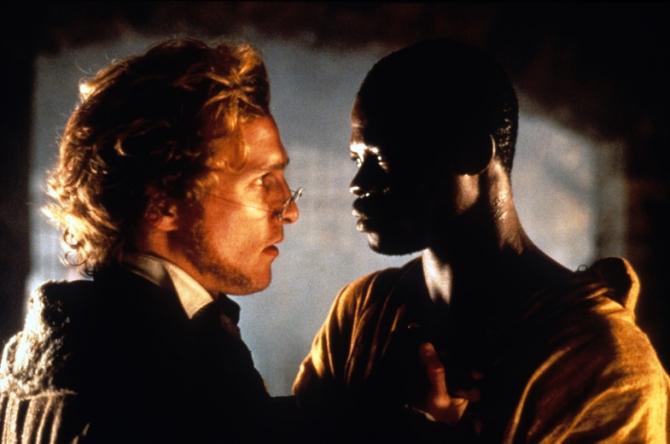 Matthew McConaughey, Djimon Hounsou