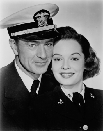 Gary Cooper, Jane Greer