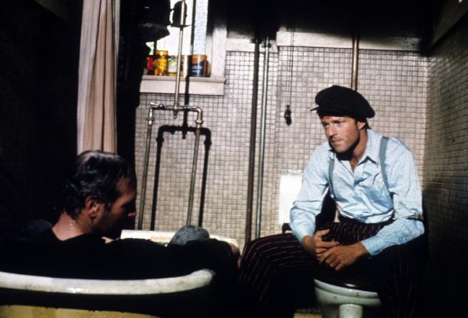 Paul Newman, Robert Redford