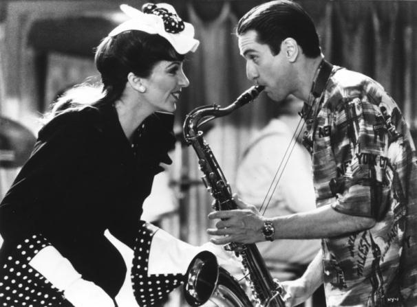 Liza Minnelli, Robert De Niro