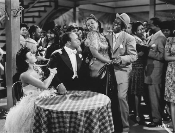 Lena Horne, Joe Manganiello