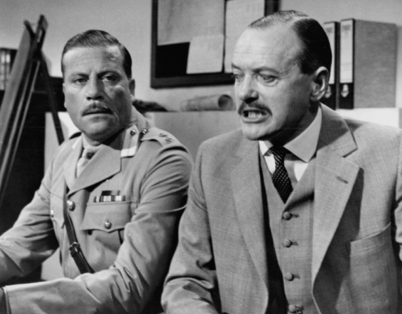 Oliver Reed, James Bolam