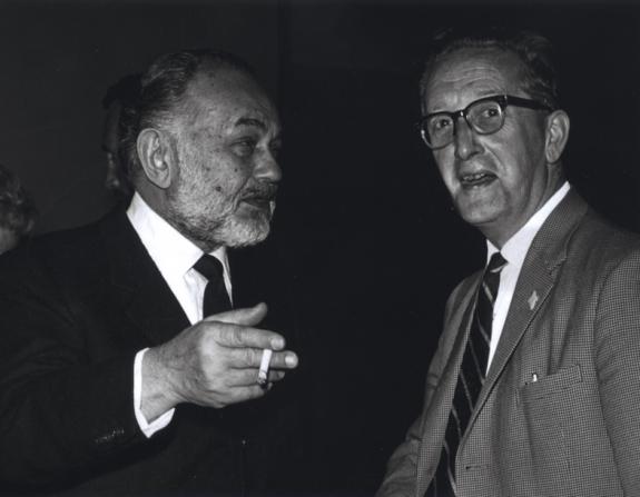 Ralph Cooper, Edward G. Robinson