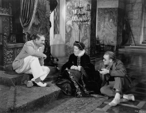 Victor McLaglen, Katharine Hepburn, John Ford