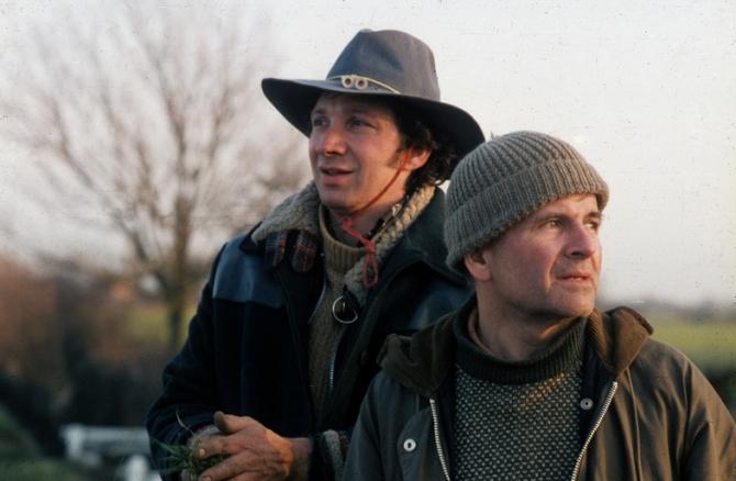 Ian Holm, Richard Hope