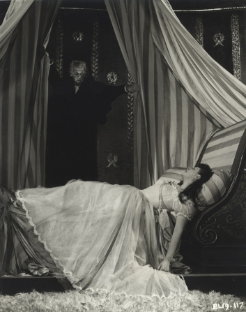 Robert Helpmann, Alba Nydia Diaz