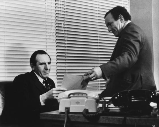 Leonard Rossiter, Colin Blakely