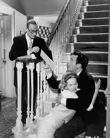 Richard Wattis, Peggy Cummins, Donald Sinden