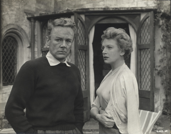 Van Johnson, Deborah Kerr