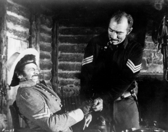 Eli Wallach, Lee Van Cleef