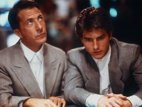 Image result for tom cruise and dustin hoffman film