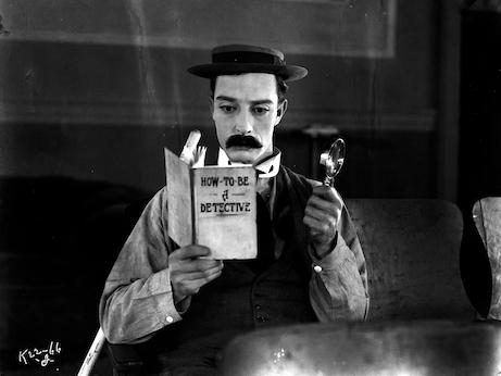 Sherlock Jr. (1924) | BFI