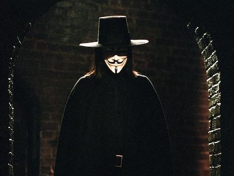 V for Vendetta (2006) | BFI