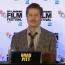 Brad Pitt and a host of stars speak at the Fury press Q&A