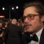 Brad Pitt and Shia LaBeouf at Fury premiere