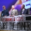 Lesbians & Gays Support the Miners activists on Pride