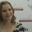 Geena Davis at the Symposium on Gender and Media