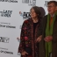 The Lady in the Van red carpet with Alan Bennett