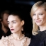 Carol red carpet with Cate Blanchett and Rooney Mara