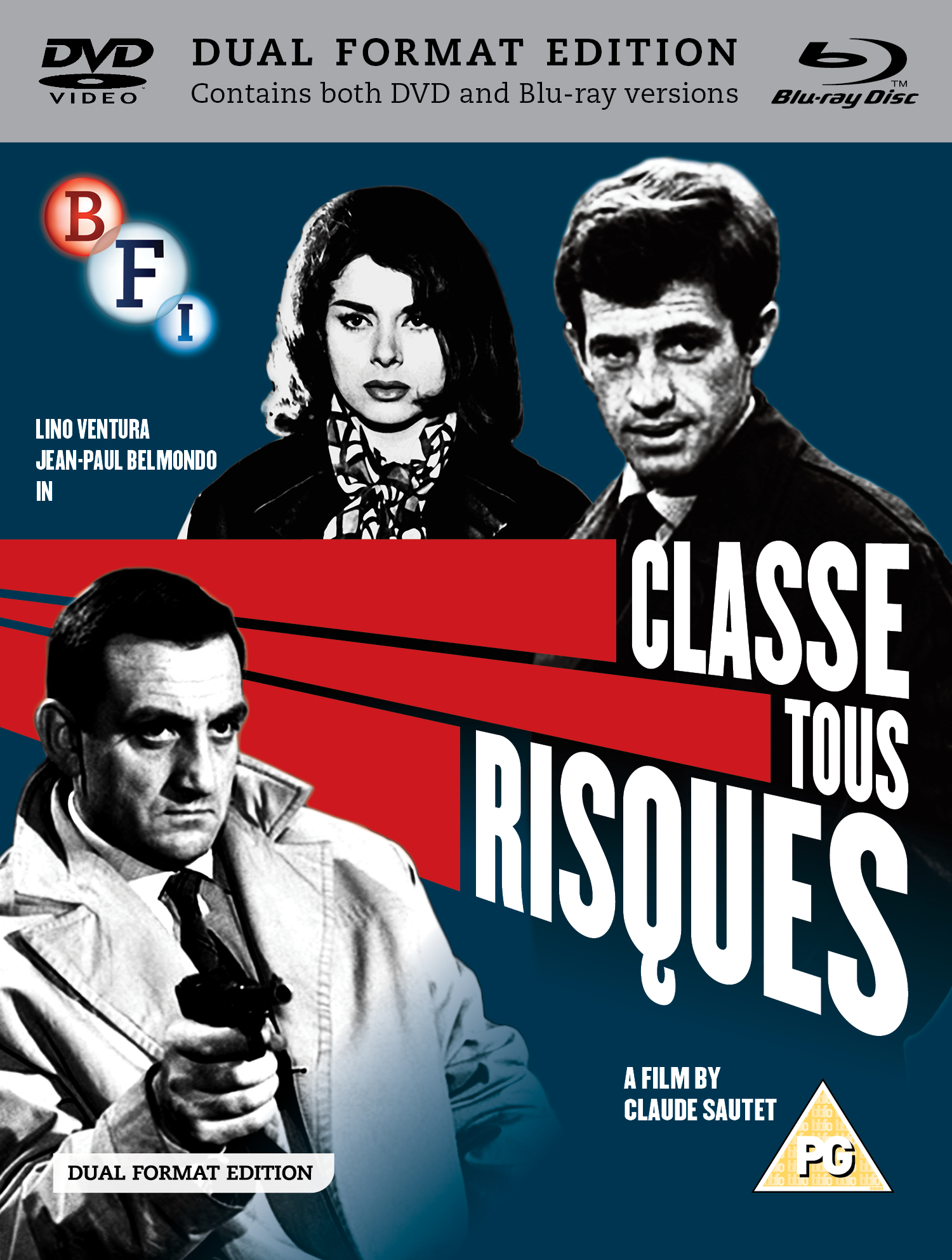 Buy Classe tous risques on DVD and Blu Ray
