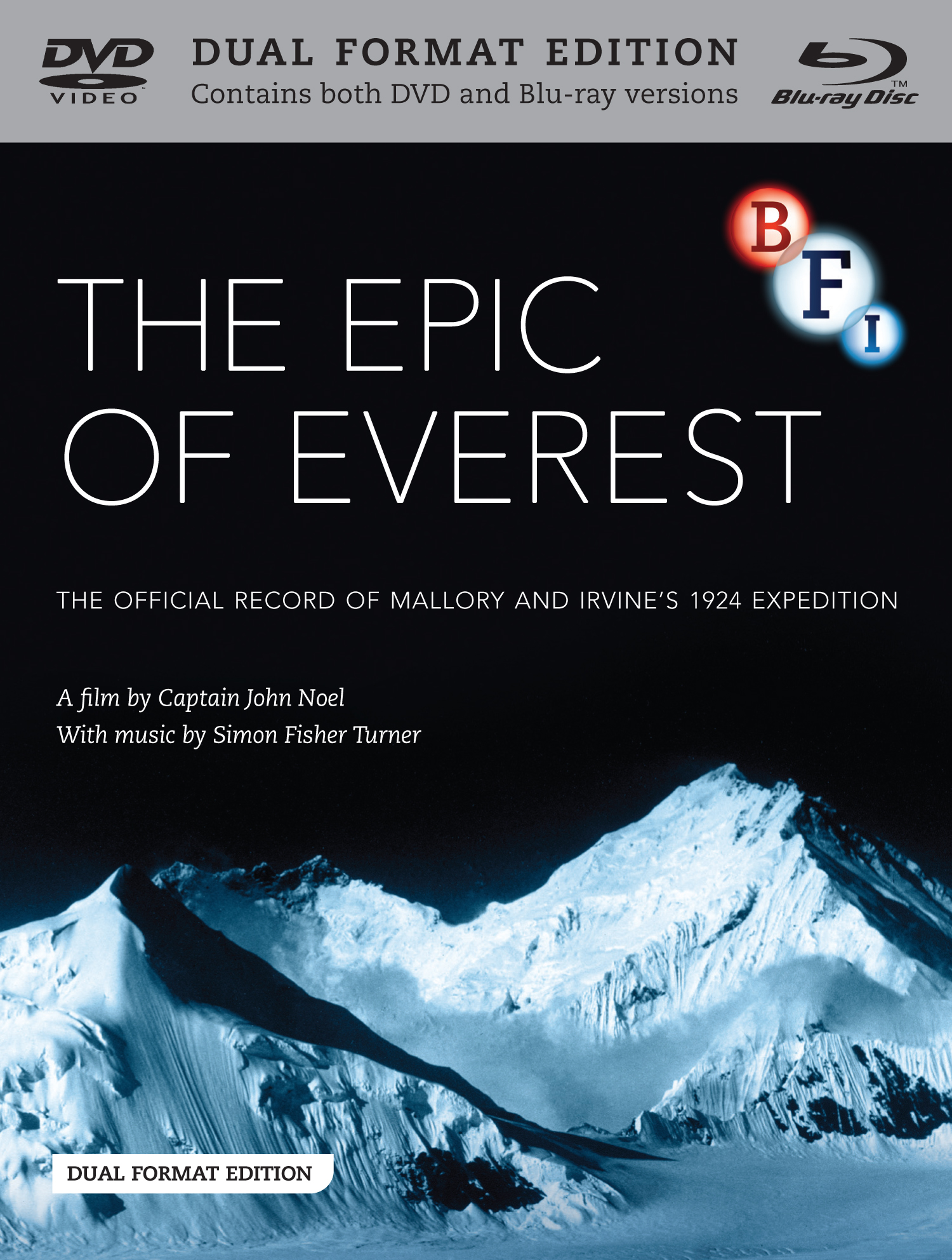 Buy The Epic of Everest on DVD and Blu Ray
